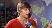 Maciej Musiał dojrzewa i... budzi grozę!
