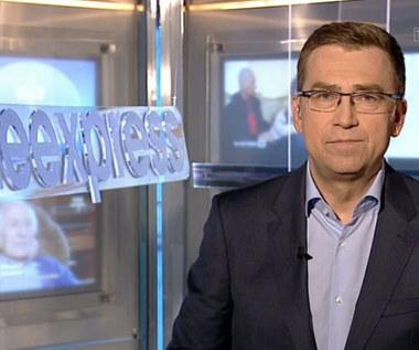"""Maciej Orłoś pożegnał się z widzami """"Teleexpressu"""""""