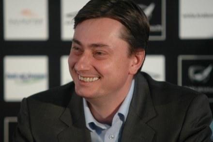 Maciej Skorża. /INTERIA.PL