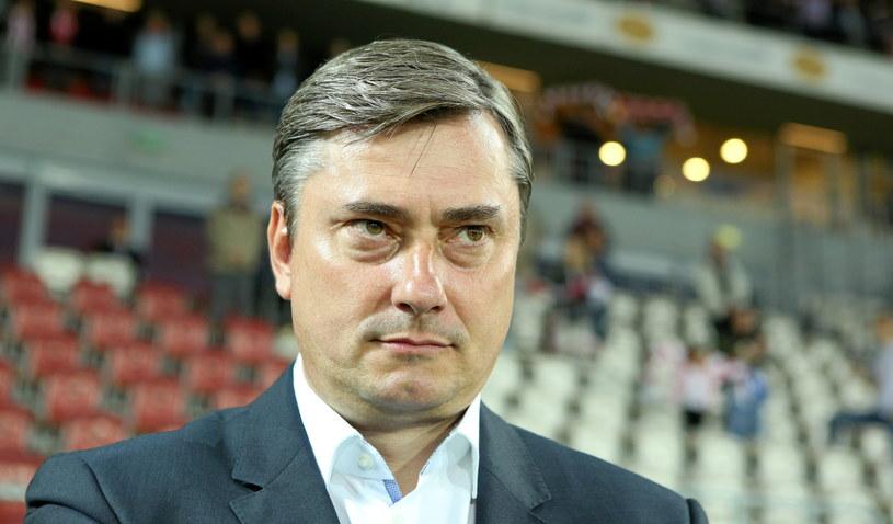 Maciej Skorża /Stanisław Rozpędzik /PAP