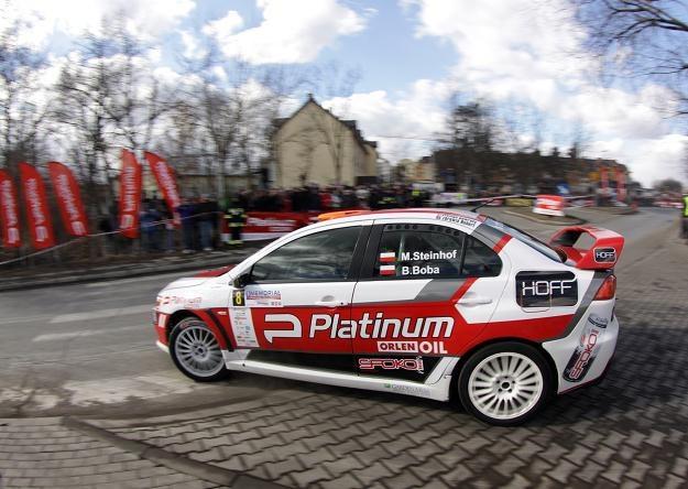 Maciej Steinhof zajął drugie miejsce /