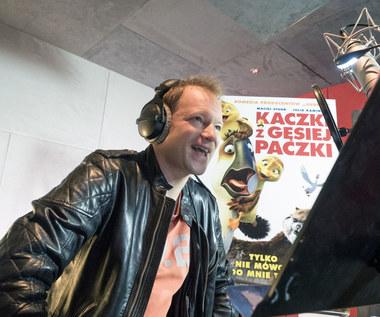 Maciej Stuhr: Ojcowski dubbing