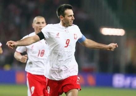 Maciej Żurawski, fot. Tomasz Markowski /Agencja Przegląd Sportowy
