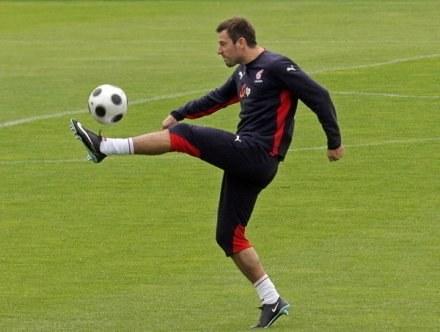 Maciej Żurawski zdobył piątego gola w sezonie /AFP