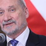 """Macierewicz odrzuca zarzuty Rosji. """"To kłamliwe przedstawienie sytuacji"""""""