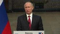 Macron w czasie wspólnej konferencji z Putinem: Sputnik i Russia Today to organy kłamliwej propagandy