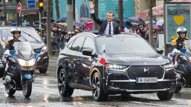 Macron w DS 7 Crossback /