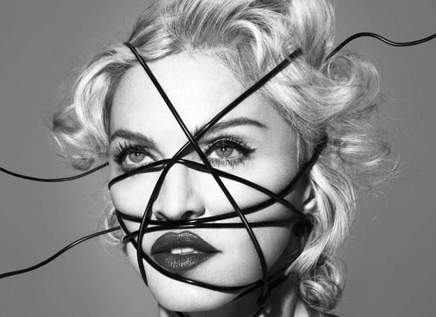 "Madonna na okładce ""Rebel Heart"" /"