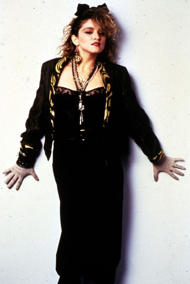 Madonna - rok 1985 /East News