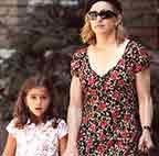 Madonna z córką /Archiwum