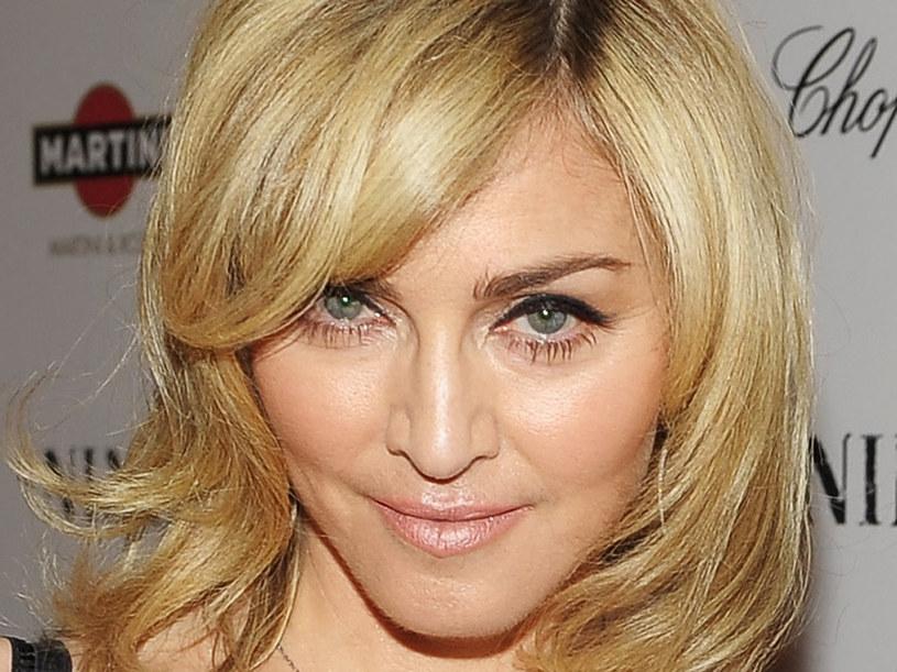 """Madonna z przyjemnością udostępniła katalog piosenek dla """"Glee"""". /Stephen Lovekin /Getty Images/Flash Press Media"""