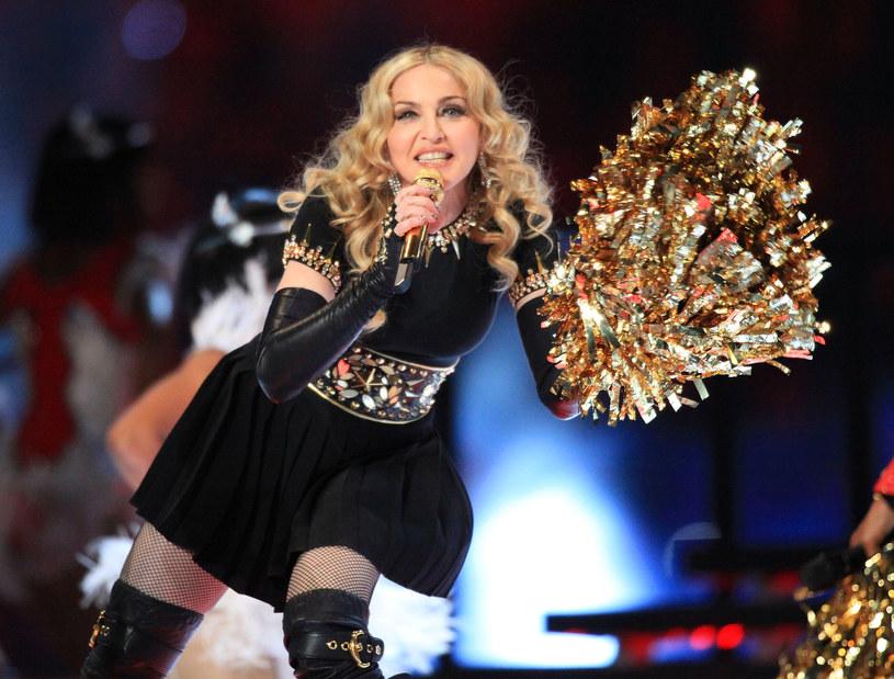 Madonna zaśpiewa w Warszawie /Getty Images