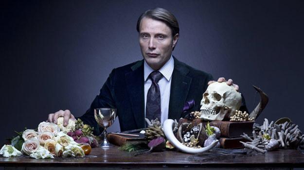Mads Mikkelsen, jako dr Hannibal Lecter /materiały prasowe