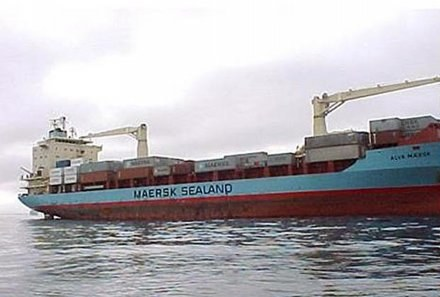 """Maersk Alabama"" /AFP"