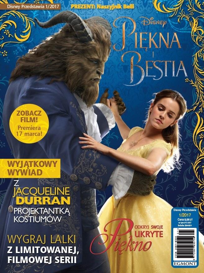 Magazyn Piękna i Bestia /materiały prasowe