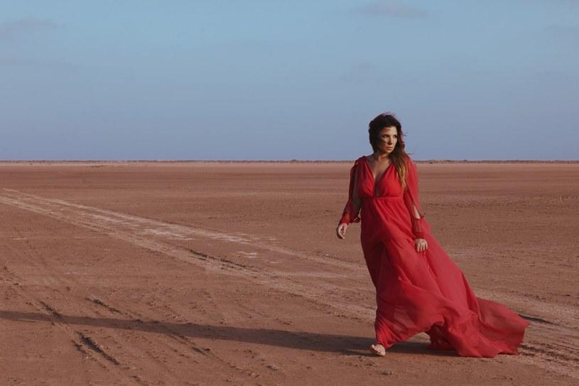 Magda Femme w Tunezji, fot. Agnieszka Tołoczyńska /materiały prasowe