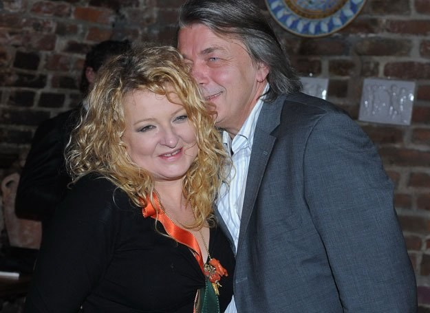 Magda Gessler i Waldemar Kozerwski /  fot. A. Szilagyi /MWMedia
