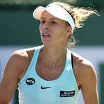 Magda Linette odpadła w pierwszej rundzie w Miami