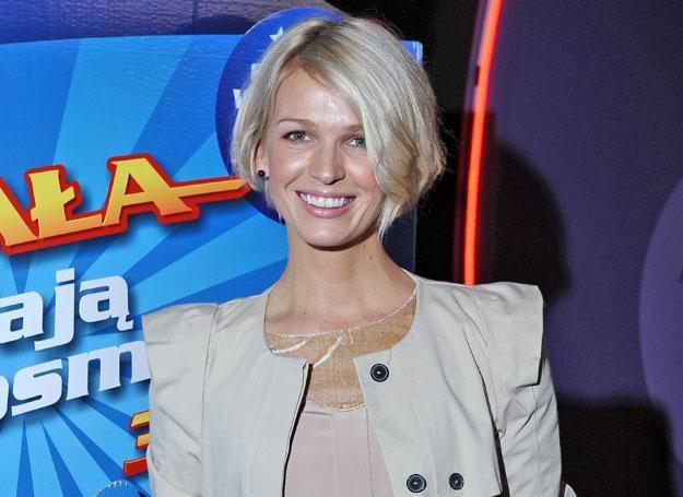 Magda Molek oczekuje syna / fot. A. Szilagyi /MWMedia