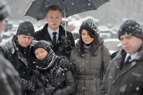Dlaczego właściwie Magda Żebrowska musiała odejść? Żeby podnieść temperaturę w życiu Igora Nowaka, a tym samym w serialu!