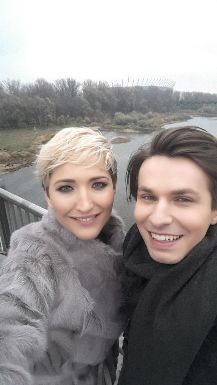 Magda Steczkowska i Kuba Molęda /materiały promocyjne