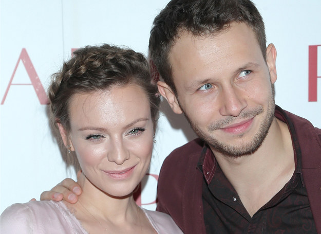 Magdalena Boczarska i Mateusz Banasiuk /MWMedia