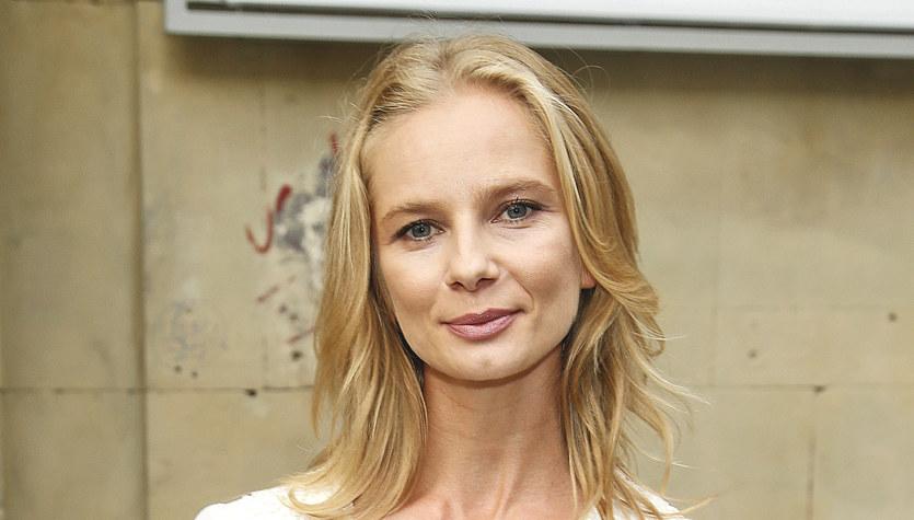 Magdalena Cielecka: Lubię tajemnicze postaci