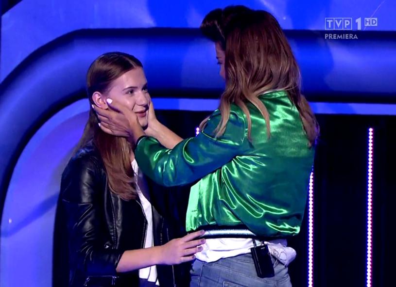 """Magdalena Dąbkowska i Edyta Górniak w """"Hit Hit Hurra!"""" /TVP"""