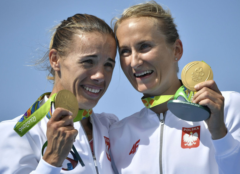 Magdalena Fularczyk-Kozłowska i Natalia Madaj /AFP/EAST NEWS /East News
