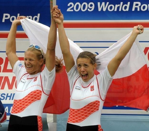 Magdalena Fularczyk (z prawej) /AFP