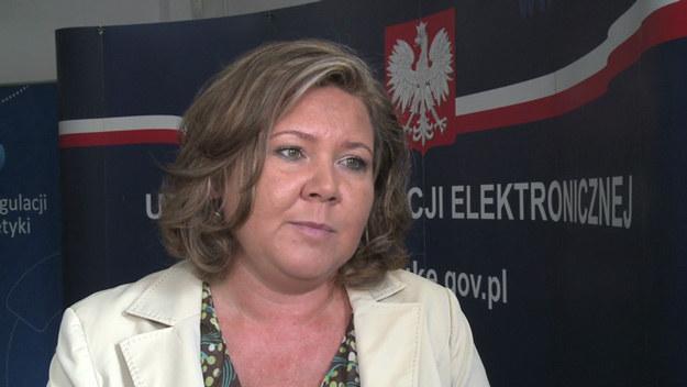Magdalena Gaj, prezes UKE /Newseria Biznes