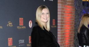 Magdalena Górska w ciąży