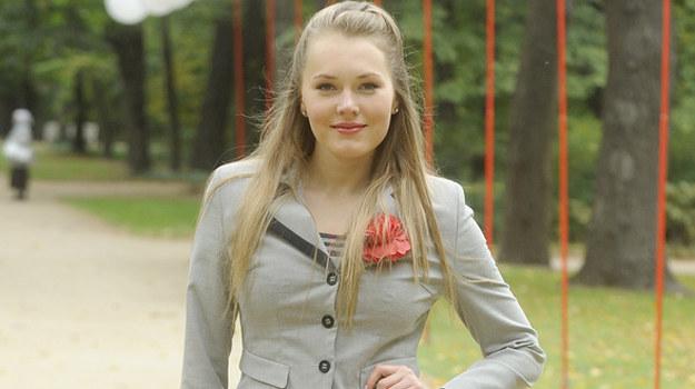 Magdalena Lamparska /fot  /AKPA