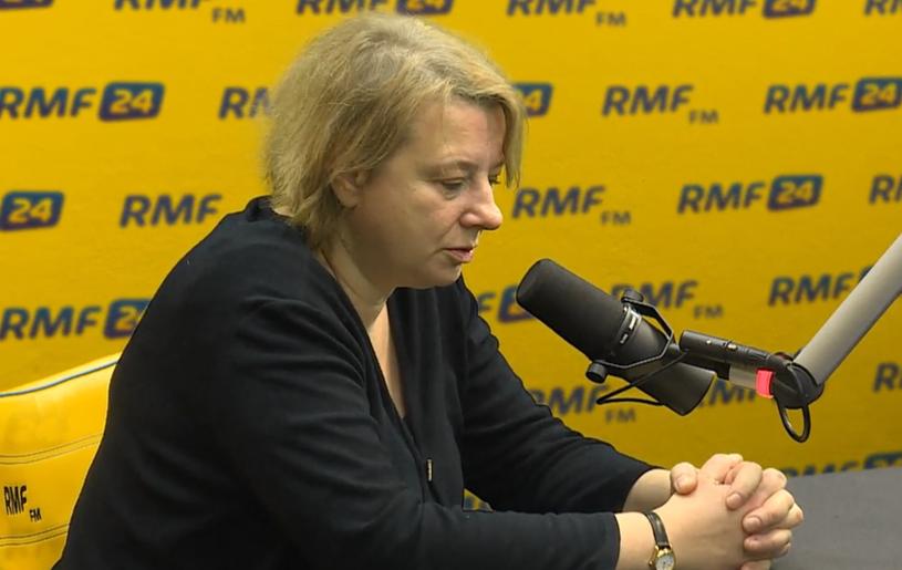 Magdalena Merta: Mam szansę dowiedzieć się, kogo tak naprawdę pochowałam /RMF