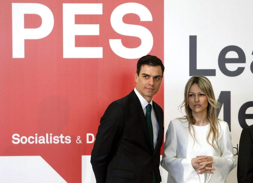 Magdalena Ogórek spotkała się z liderami partii i europejskimi politykami /PAP/EPA