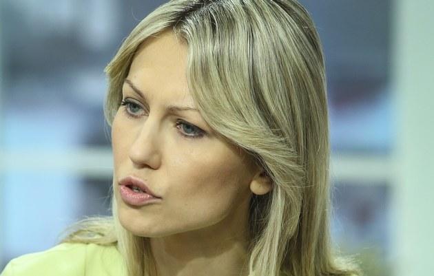 Magdalena Ogórek /- /Agencja FORUM