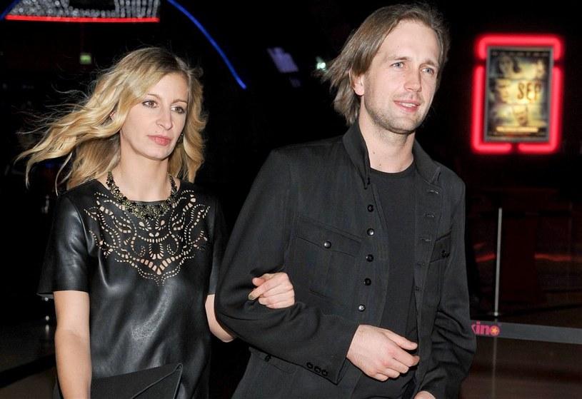 Magdalena Schejbal od kilku lat związana jest ze Sławomirem Ziębą-Drzymalskim /Agencja W. Impact