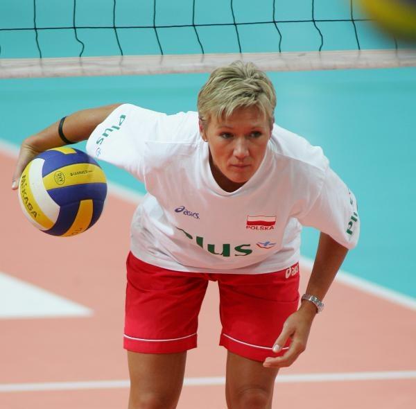 Magdalena Śliwa. Fot. Marek Biczyk /Agencja Przegląd Sportowy