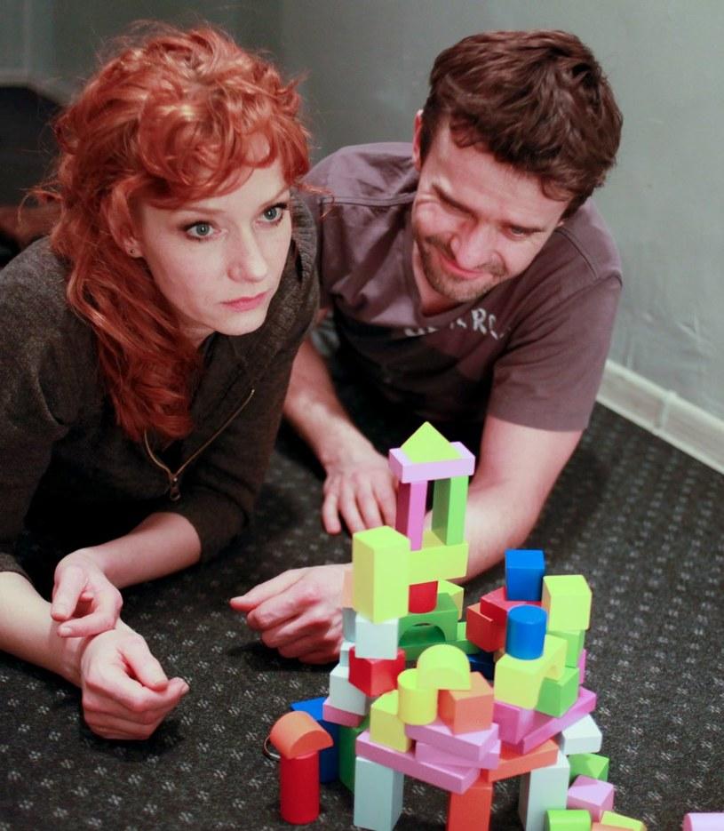 Magdalena Walach i Marcin Sianko grają główne role /materiały prasowe