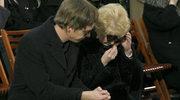 Magdalena Zawadzka pielęgnuje pamięć o zmarłym mężu. Co roku wyprawia jego imieniny