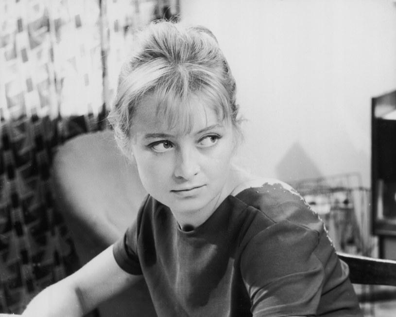 """Magdalena Zawadzka w filmie """"Rozwodów nie będzie"""" (1963) /Bauer /AKPA"""