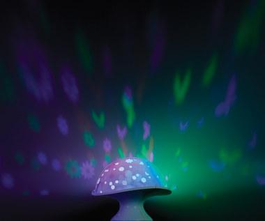Magia świateł w pokoju dziecka