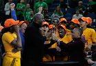 Magic Johnson szczęśliwy po triumfie Sparks w WNBA