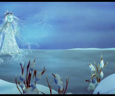 """Magiczna zima Muminków"": Lodowa pani [fragment]"