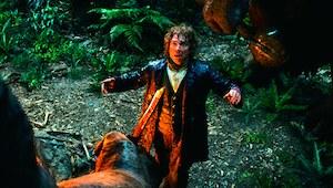 """Magiczne przygody Bilbo w filmie """"Hobbit: Niezwykła podróż"""""""
