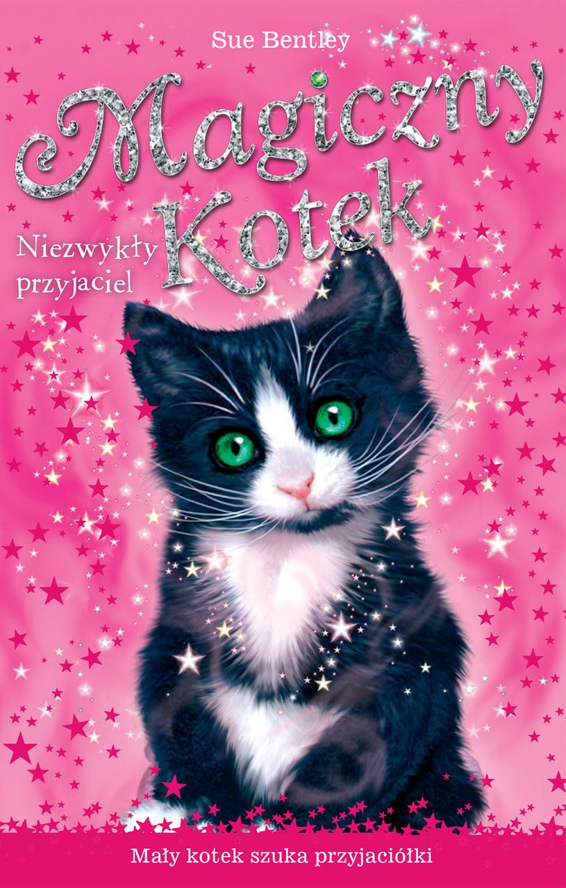 Magiczny kotek /INTERIA.PL/materiały prasowe