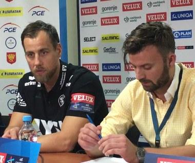 Maik Machulla po meczu z PGE Vive Kielce. Wideo