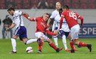 Mainz - Anderlecht 1-1 w meczu Ligi Europy. Gol Teodorczyka