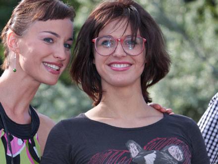 """Maja Hirch i Julia Kamińska spotkały się z fanami serialu 'Brzydula"""" - fot. P.Przybyszewski /MWMedia"""