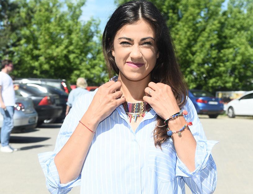 Maja Hyży wie, co będzie modne tego lata /Andras Szialgyi / MWMedia /MWMedia